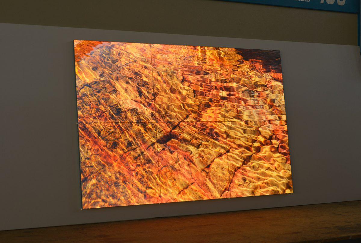Light Q Box - modular light panels no frames - Simplex Srl